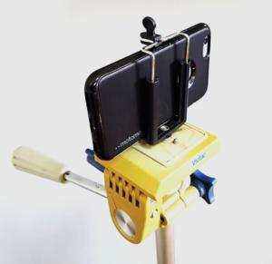 Tripode para celular