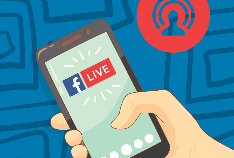 Tips Facebook Live