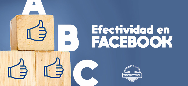 Recomendaciones para ser efectivos en Facebook